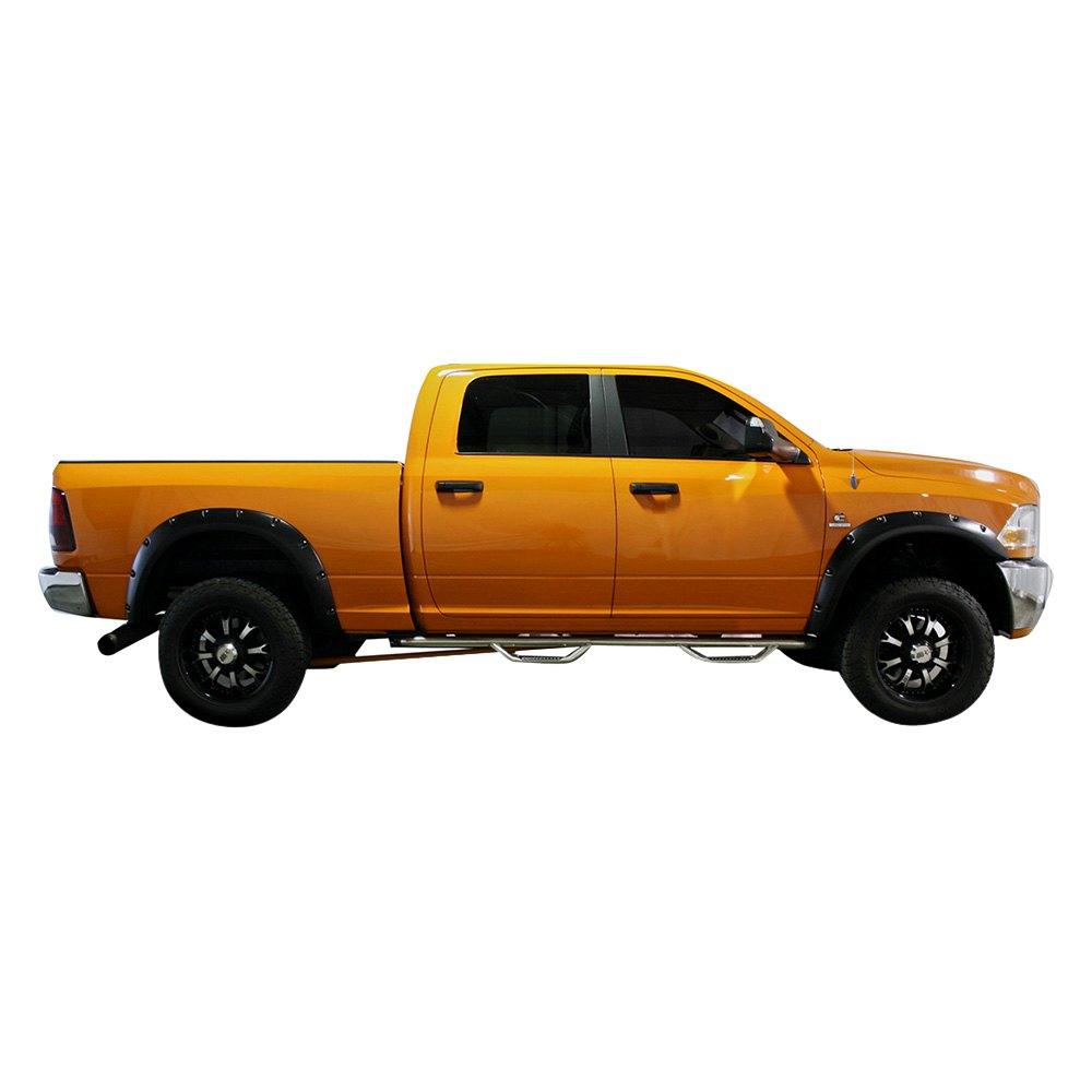 Dodge Truck Fenders : True edge dodge ram rivetz series front and rear