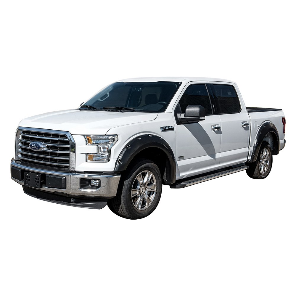 true edge ford f 150 2016 rivetz series fender flares. Black Bedroom Furniture Sets. Home Design Ideas