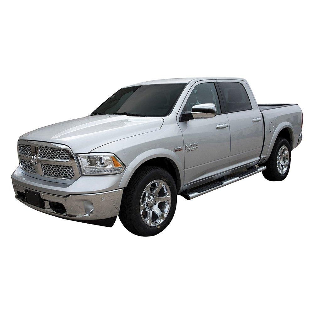Dodge Truck Fenders : True edge dodge ram rivetz series fender flares