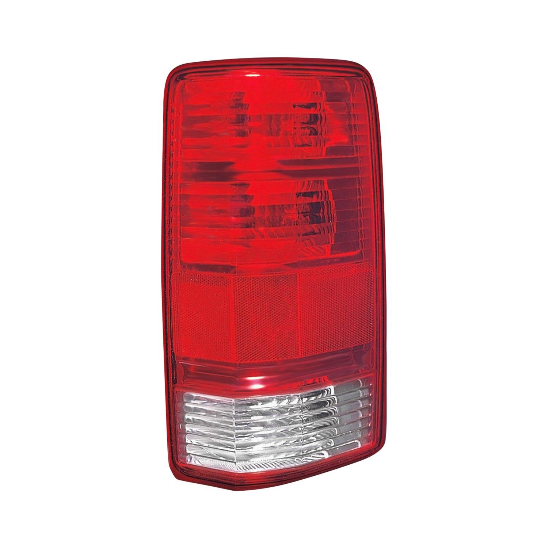07-11 Dodge Nitro Driver Left Side Tail Light Rear Lamp NSF