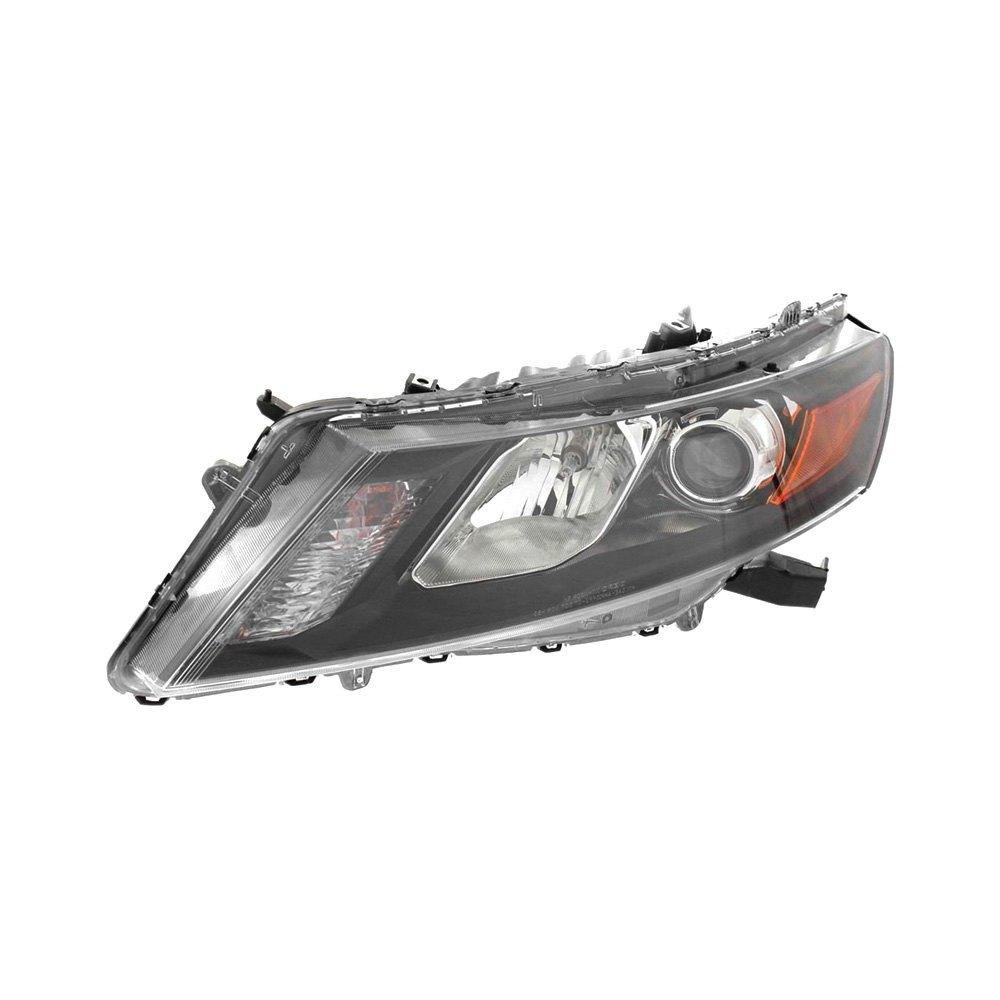 Honda accord 2010 headlight body measuring tape coles