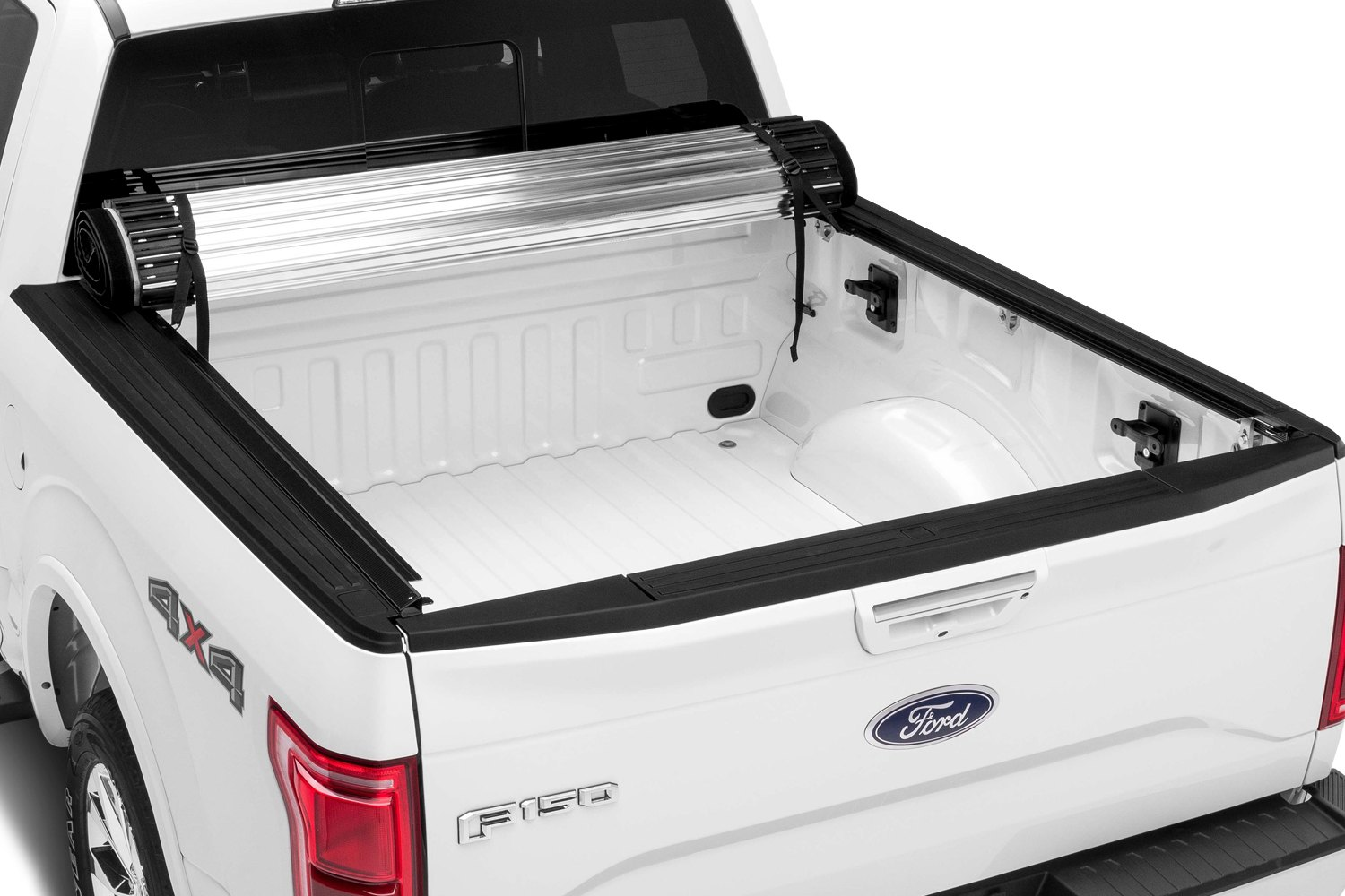 F 150 Truck Bed Covers >> Folding Truck Bed Cover Hard Tonneau Covers Peragon | Autos Post