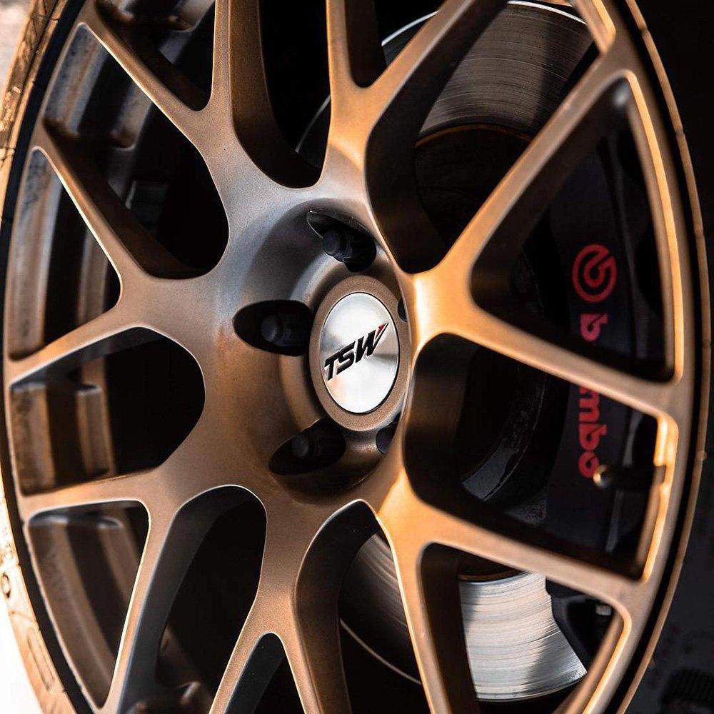 Wheels//Rims 5x112 1980NUR455112Z72 Matte Bronze 19x8 TSW Nurburgring