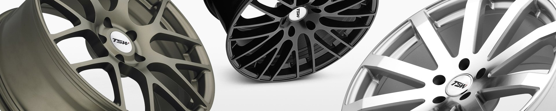 Universal TSW WHEELS & RIMS