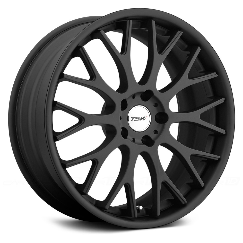 Tsw amaroo wheels matte black rims