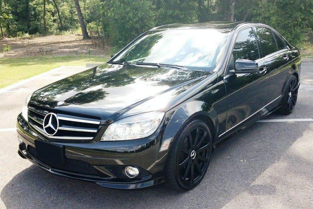 Tsw brooklands wheels matte black rims for Mercedes benz brooklands