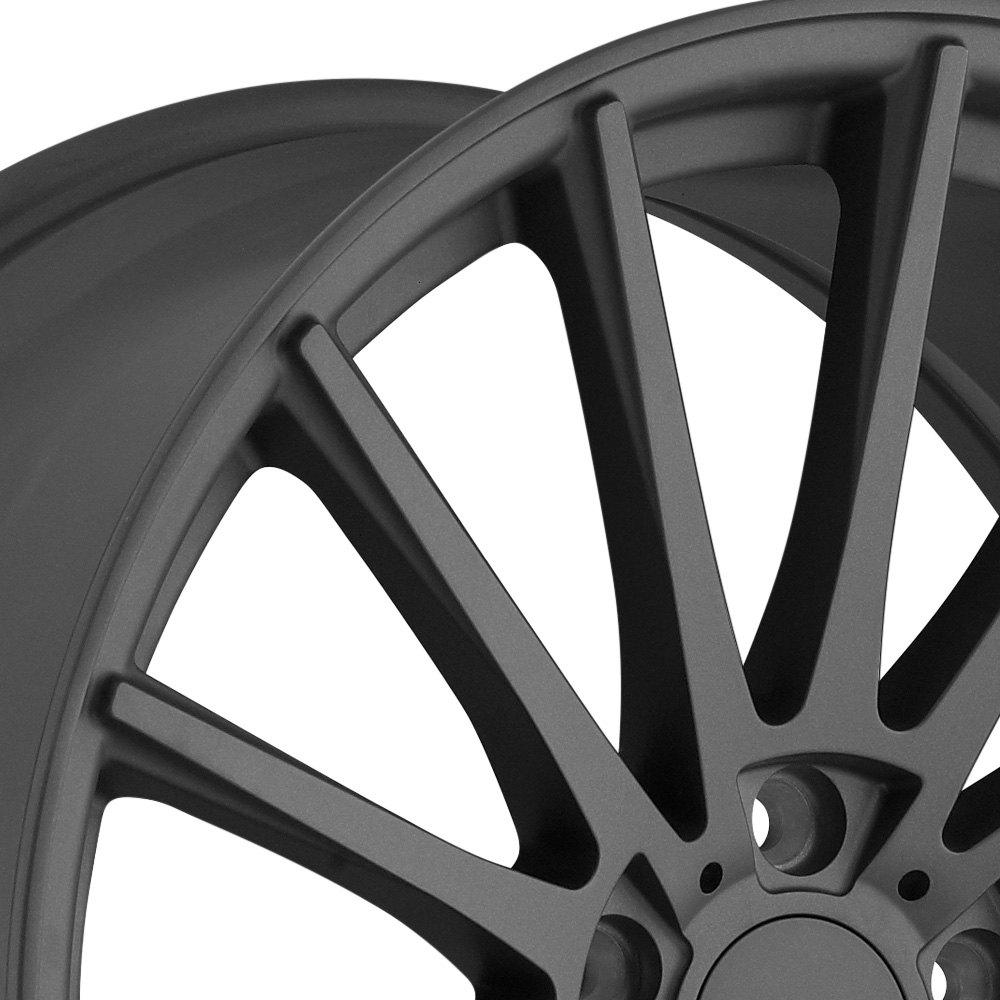 Volkswagen Jetta Rims >> TSW® CHICANE Wheels - Gunmetal Rims