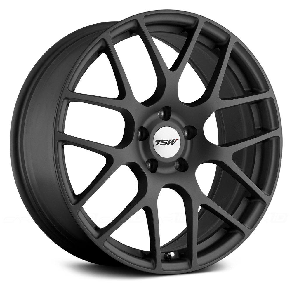 How Are Tires Measured >> TSW® NURBURGRING Wheels - Matte Gunmetal Rims