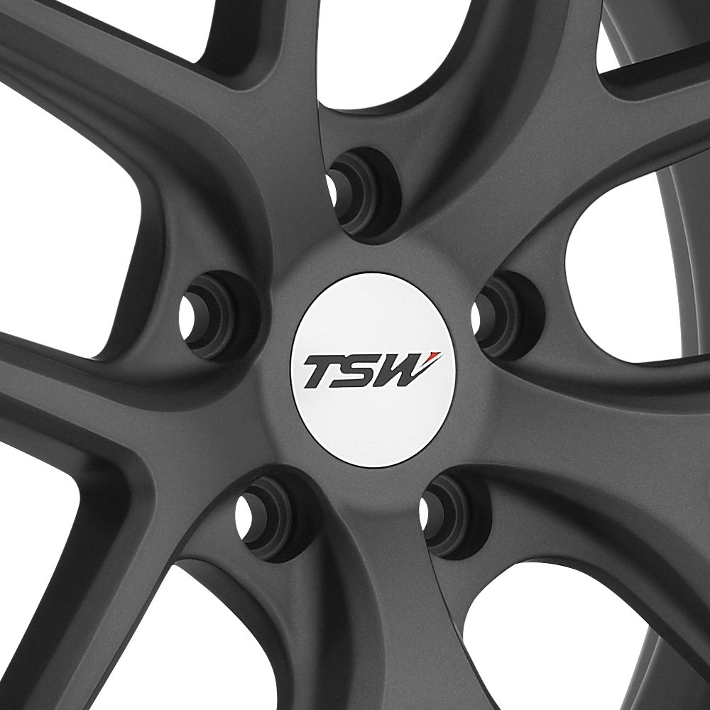 tsw portier wheels matte gunmetal with gloss black lip rims. Black Bedroom Furniture Sets. Home Design Ideas