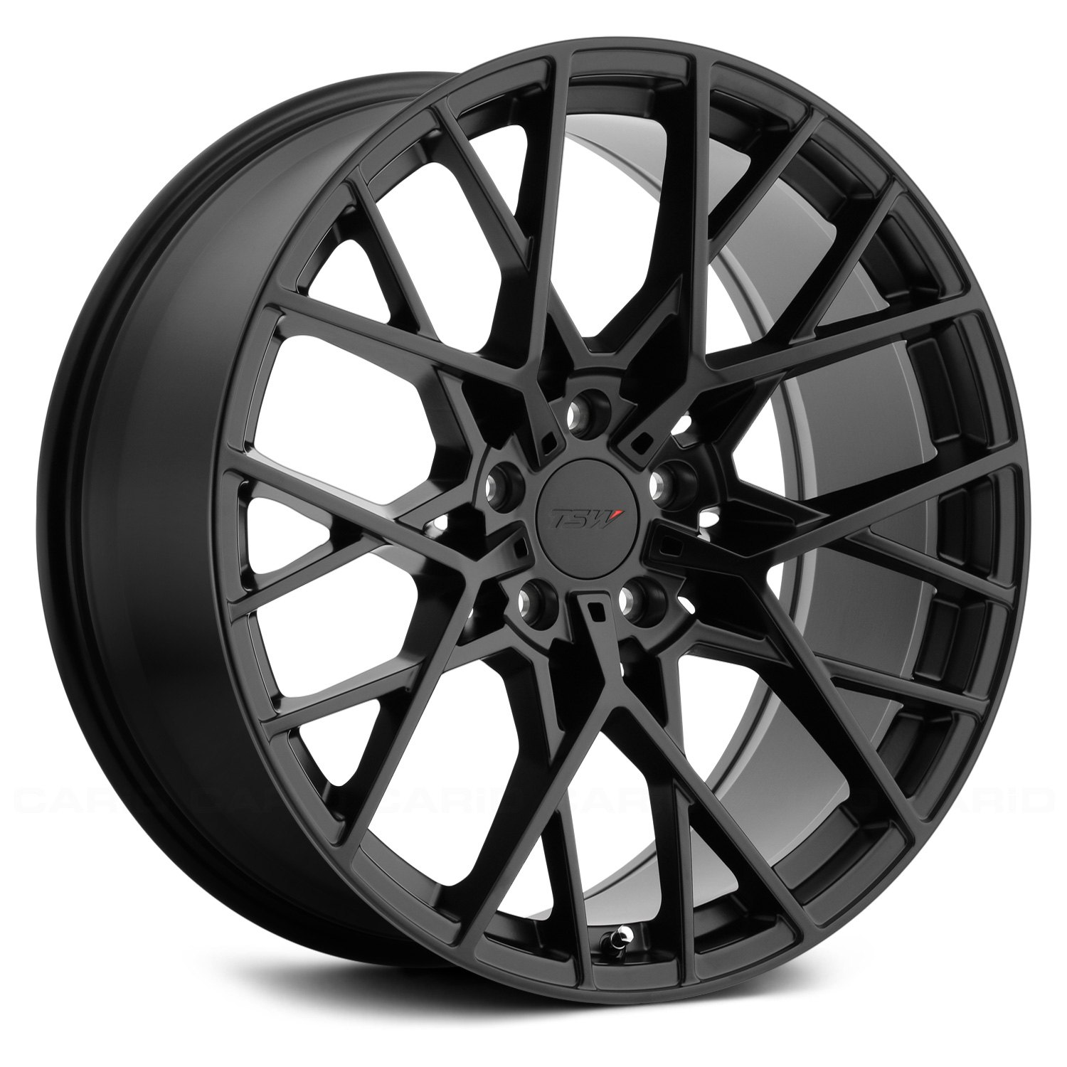 Tsw 174 Sebring Wheels Matte Black Rims