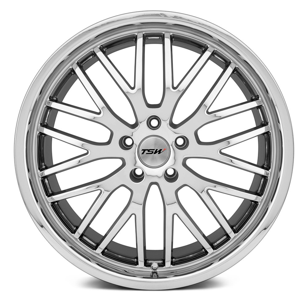 Tsw 174 Snetterton Wheels Chrome Rims