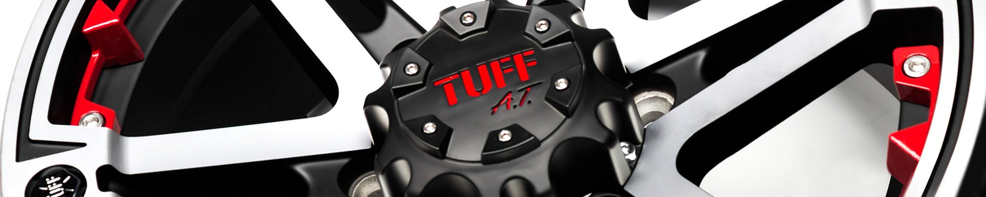 Universal TUFF CUSTOM WHEELS