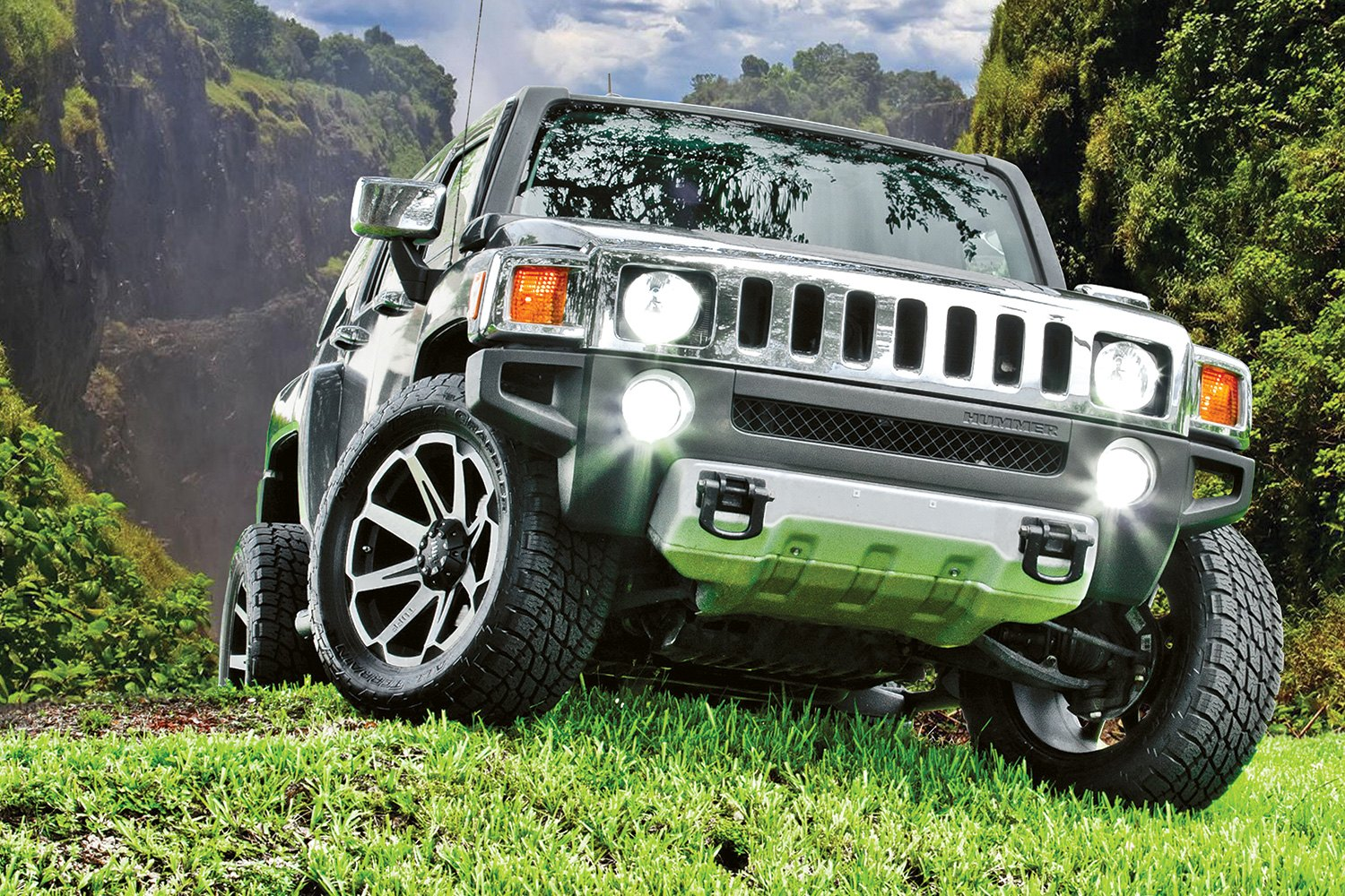 Tuff: Spec Tech: The Whole Tuff And Nothing But The Tuff – Fondos de