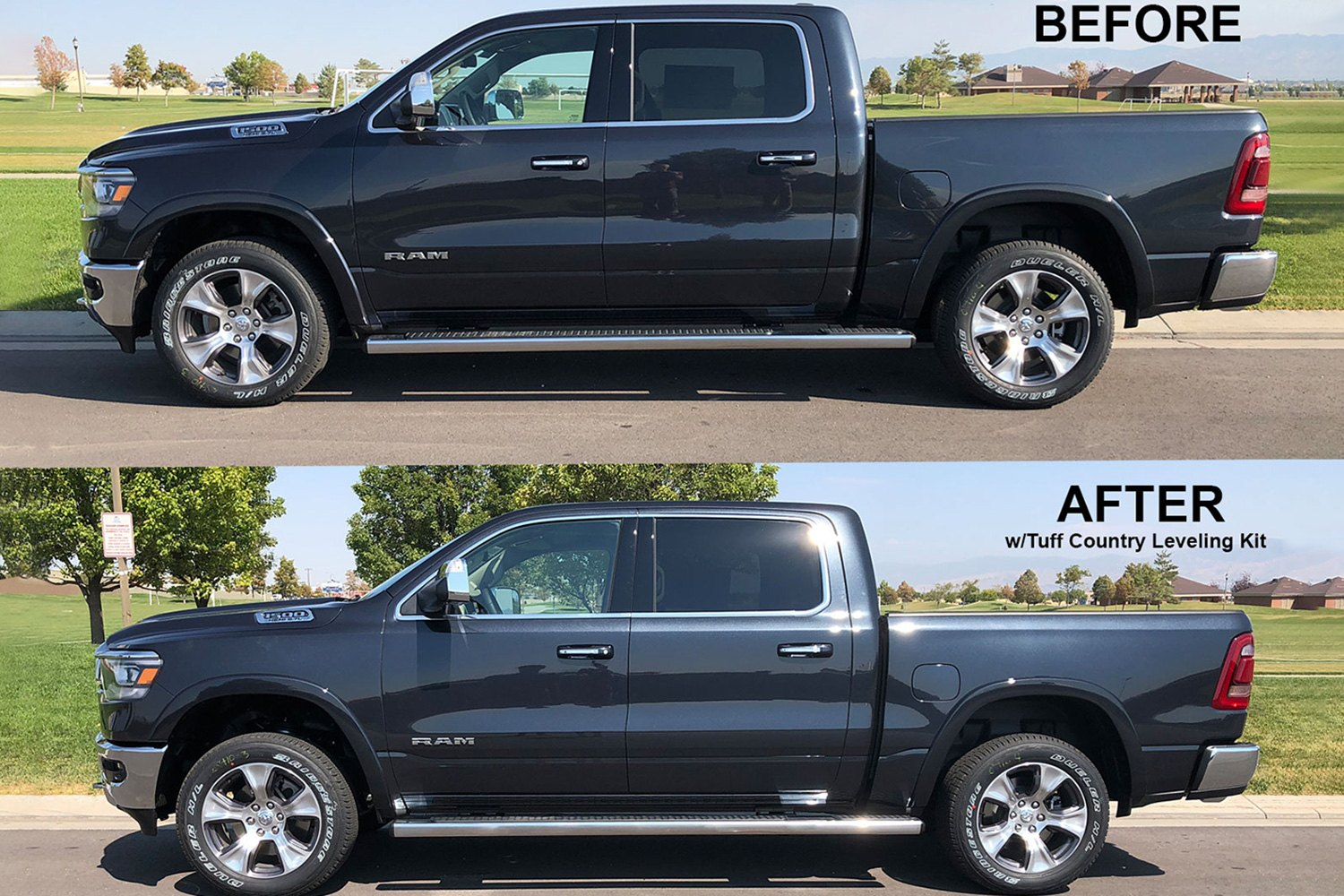Tacoma Leveling Kit Before And After – Wonderful Image Gallery