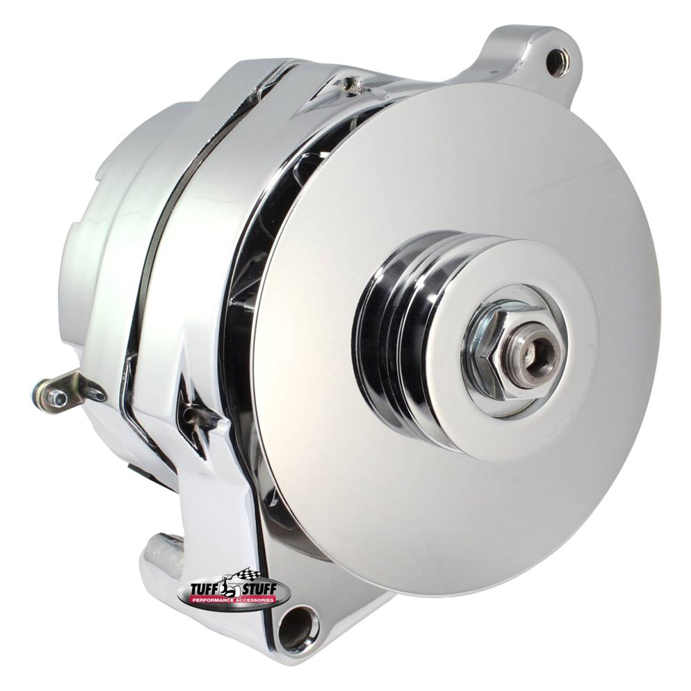 Tuff Stuff Performance® - Ford Mustang 1968 One Wire Alternator