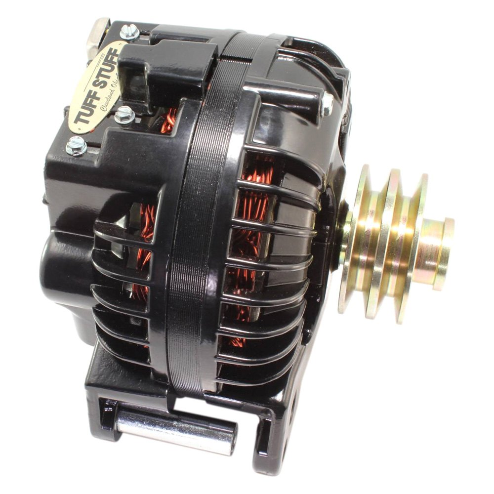 Tuff Stuff Performance 8509redp One Wire Alternator 1972 Dodge Charger Wiring