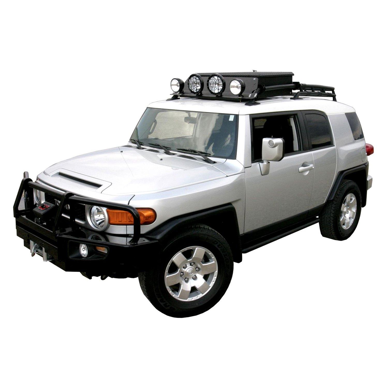 Tuffy®   Roof Rack Light Bars For 4 Large Or 6x4u201d ...
