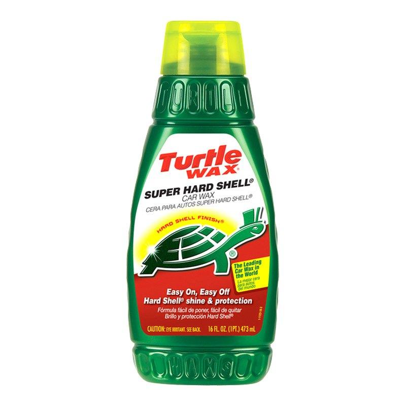 Turtle Wax 174 T123r Super Hard Shell Liguid Wax