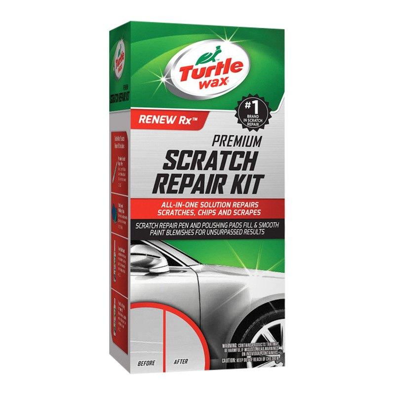 Turtle Wax T234kt Renew Rx Scratch Removal Kit