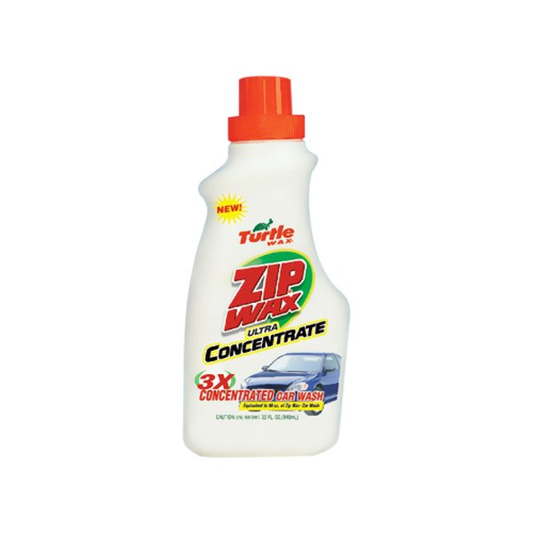 Turtle Wax T430 Zip Wax Ultra Concentrate Car Wash