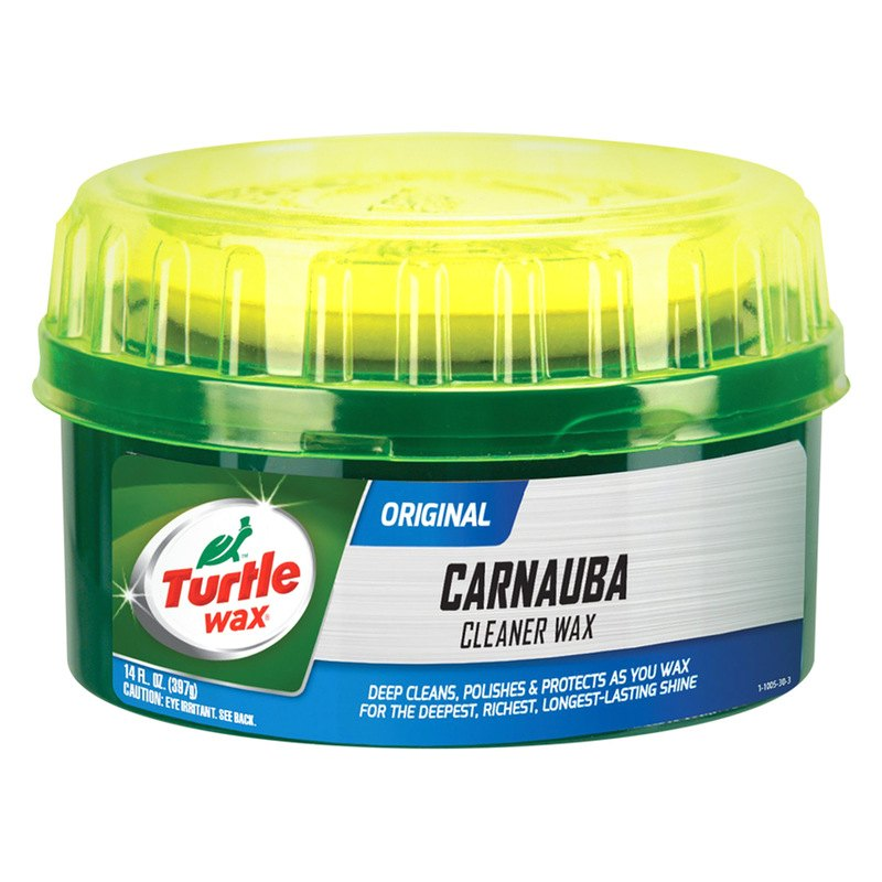 turtle wax t5a original carnauba paste cleaner wax. Black Bedroom Furniture Sets. Home Design Ideas