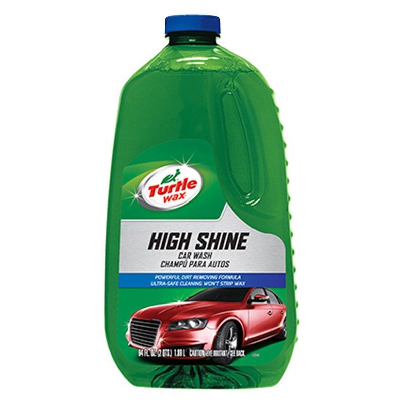Turtle Wax High Shine Car Wash
