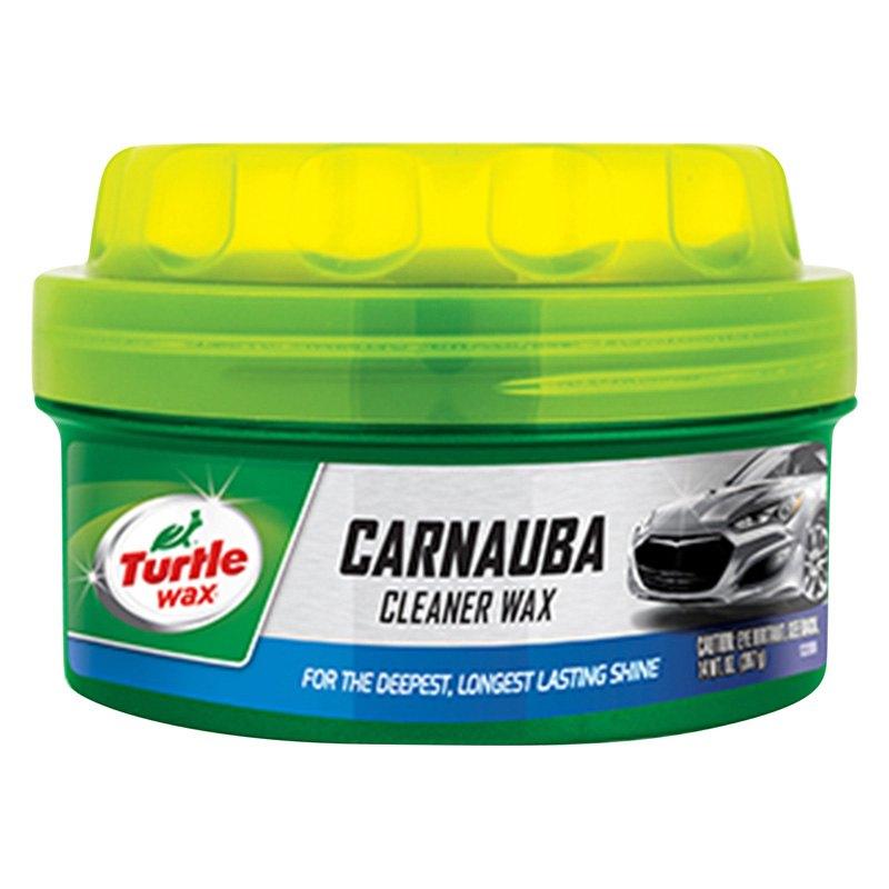 Turtle Wax Carnauba Cleaner Wax
