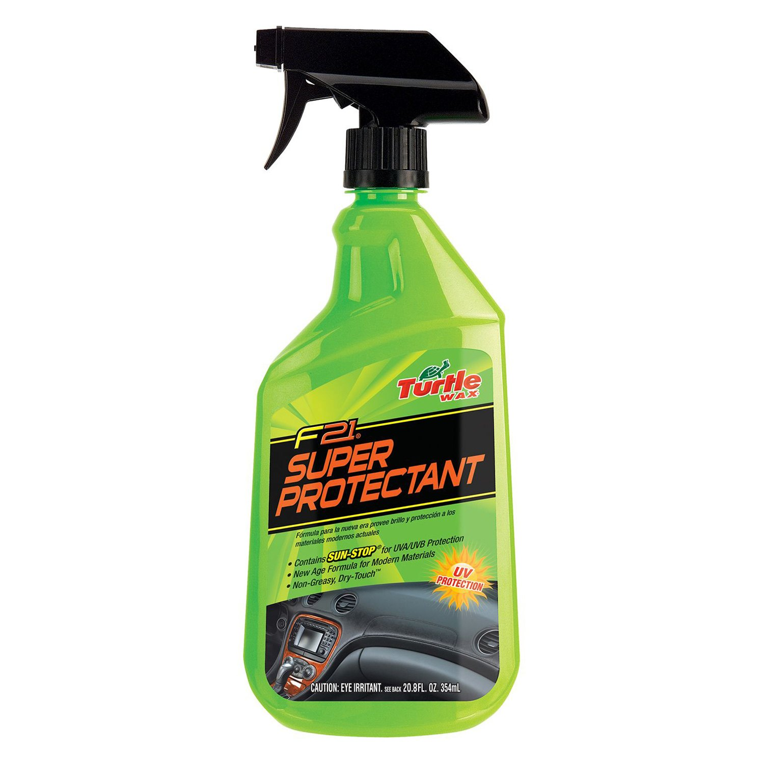 Turtle Wax 174 T97r F21 20 8 Oz Vinyl Protectant