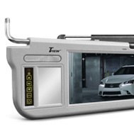 Tview® - Driver and Passenger Side Sunvisor Monitor