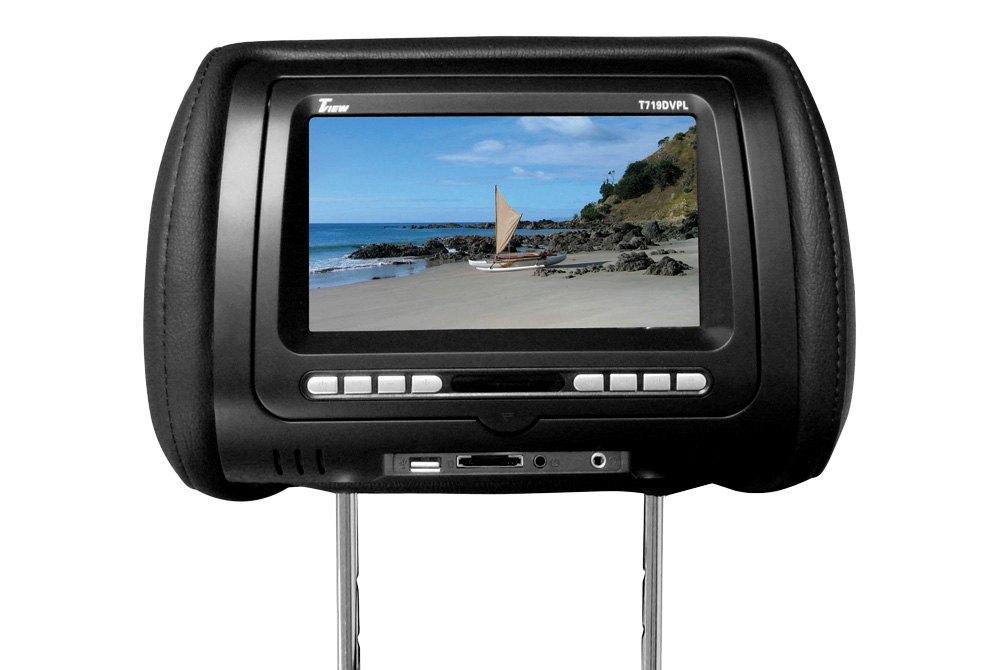 Headrest monitors dvd