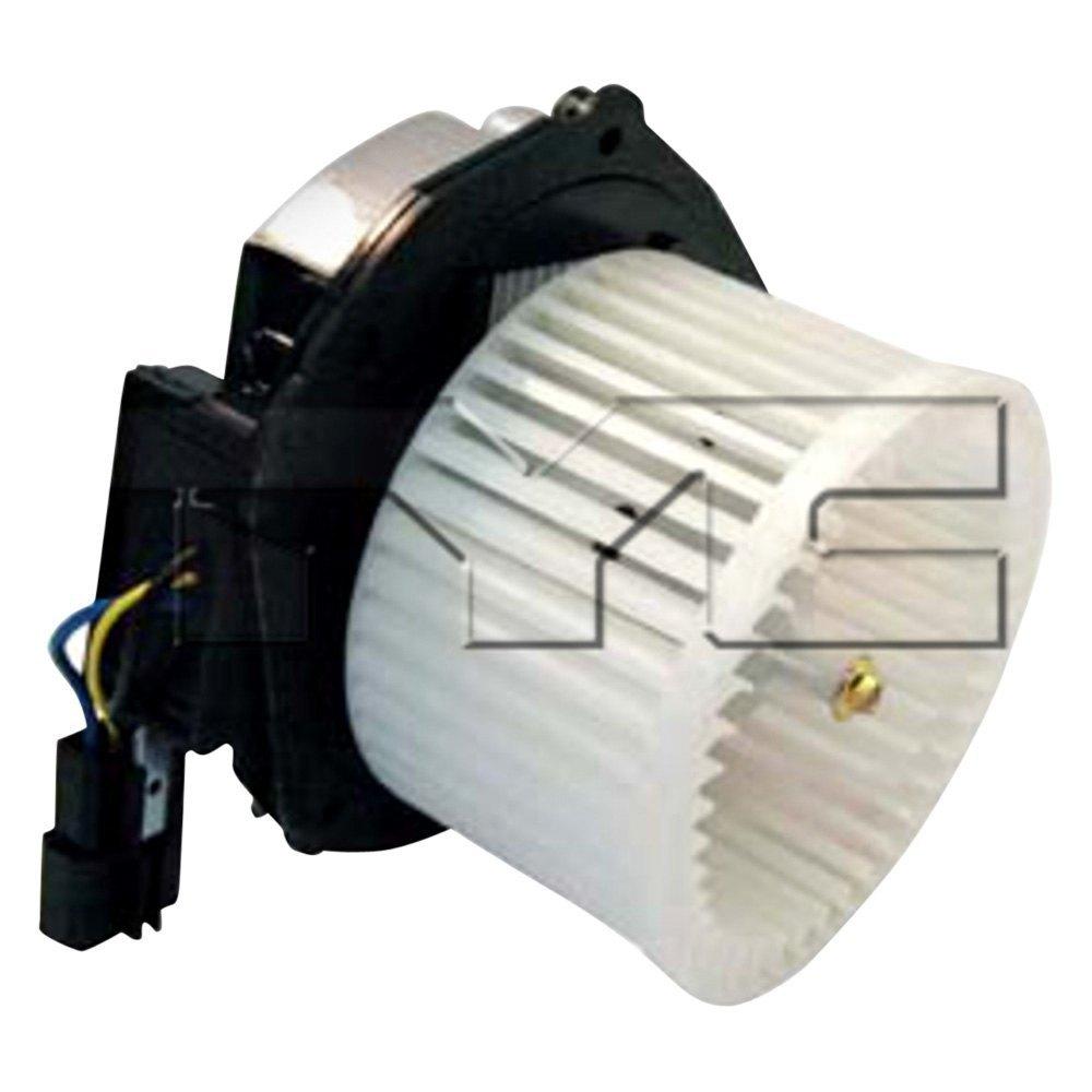 Tyc 700108 Hvac Blower Motor