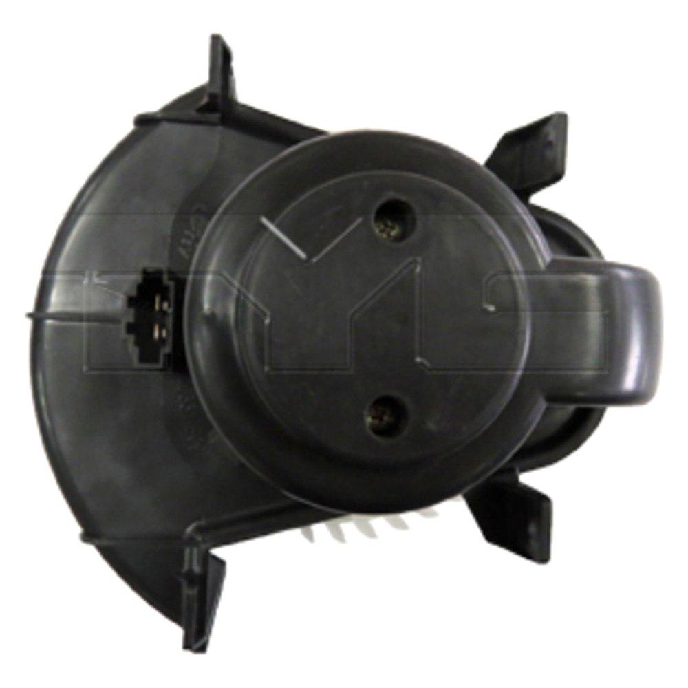 Tyc 700262 Hvac Blower Motor