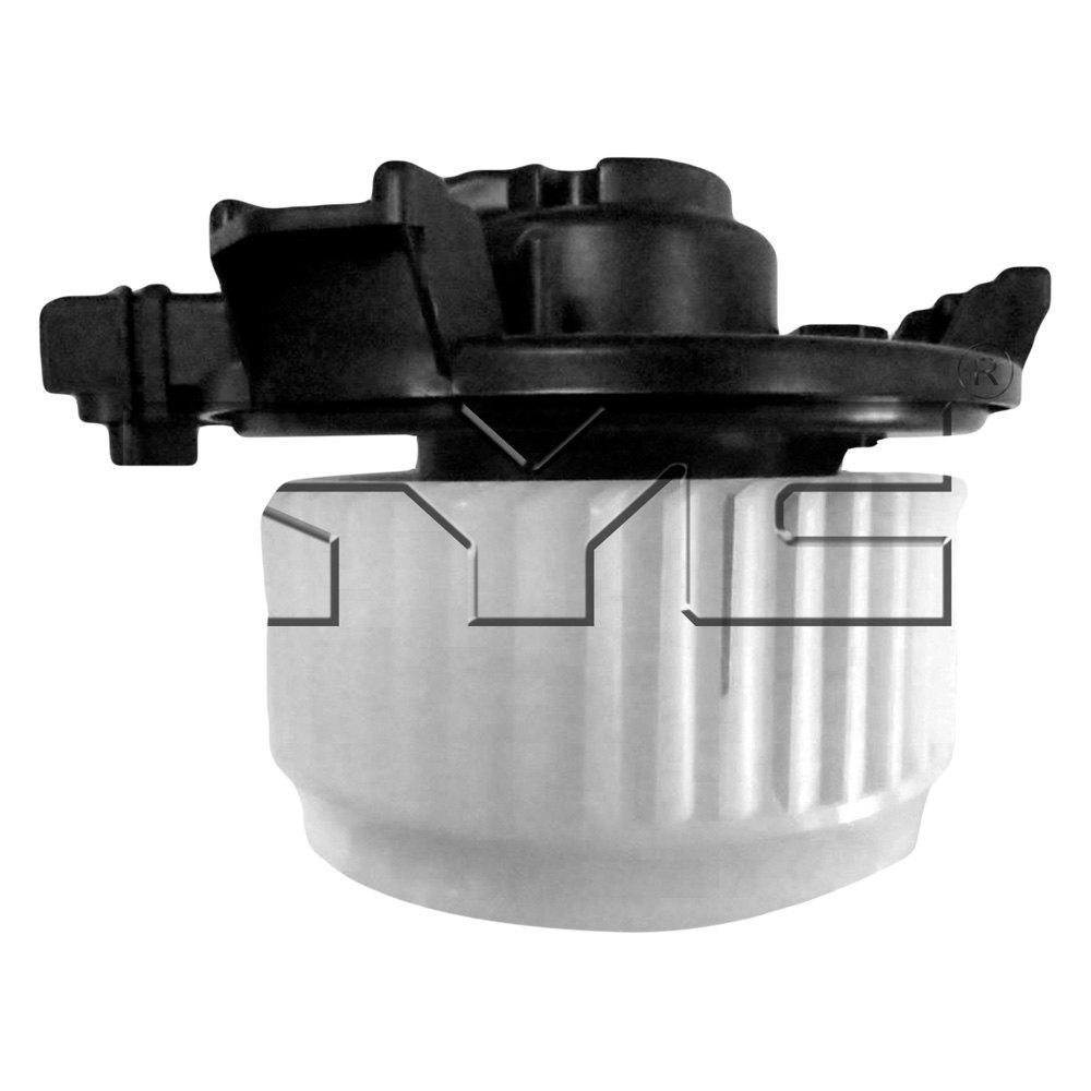 Tyc toyota yaris 2012 hvac blower motor for Furnace blower motor price