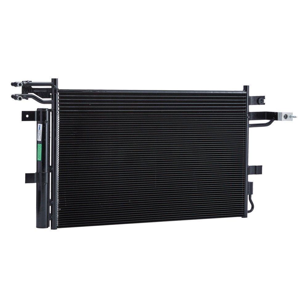 Lincoln Mks Parts: Lincoln MKS 2013 A/C Condenser