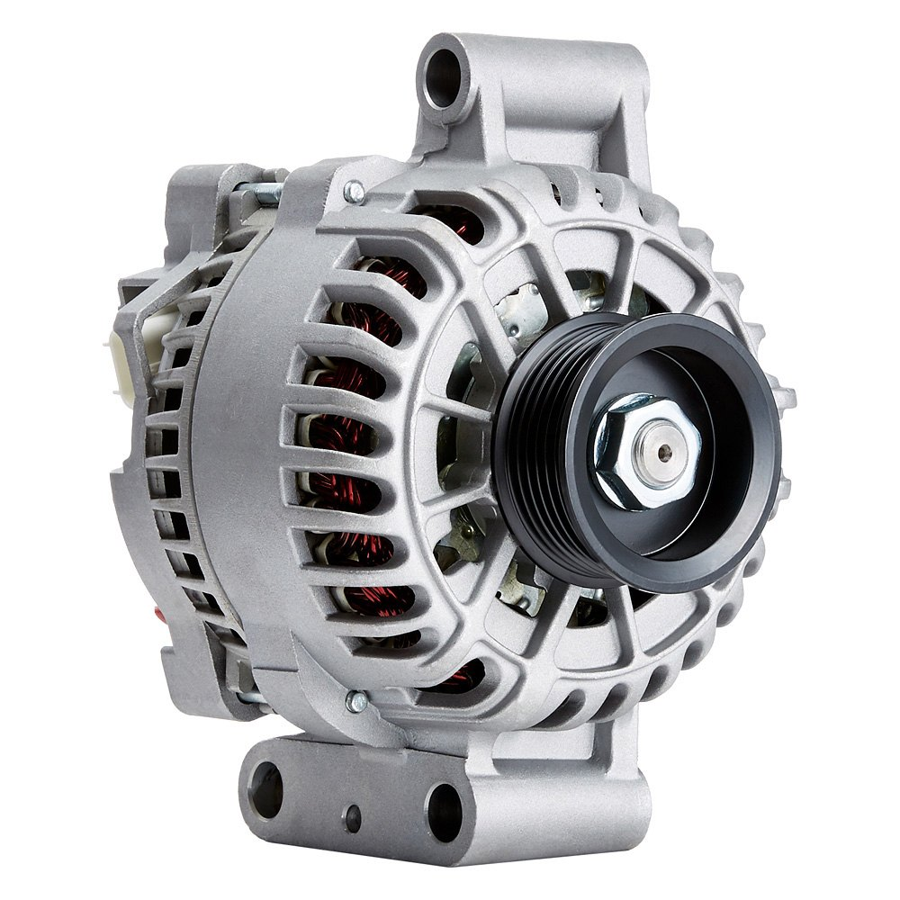 on 2003 Ford Escape Alternator Replacement