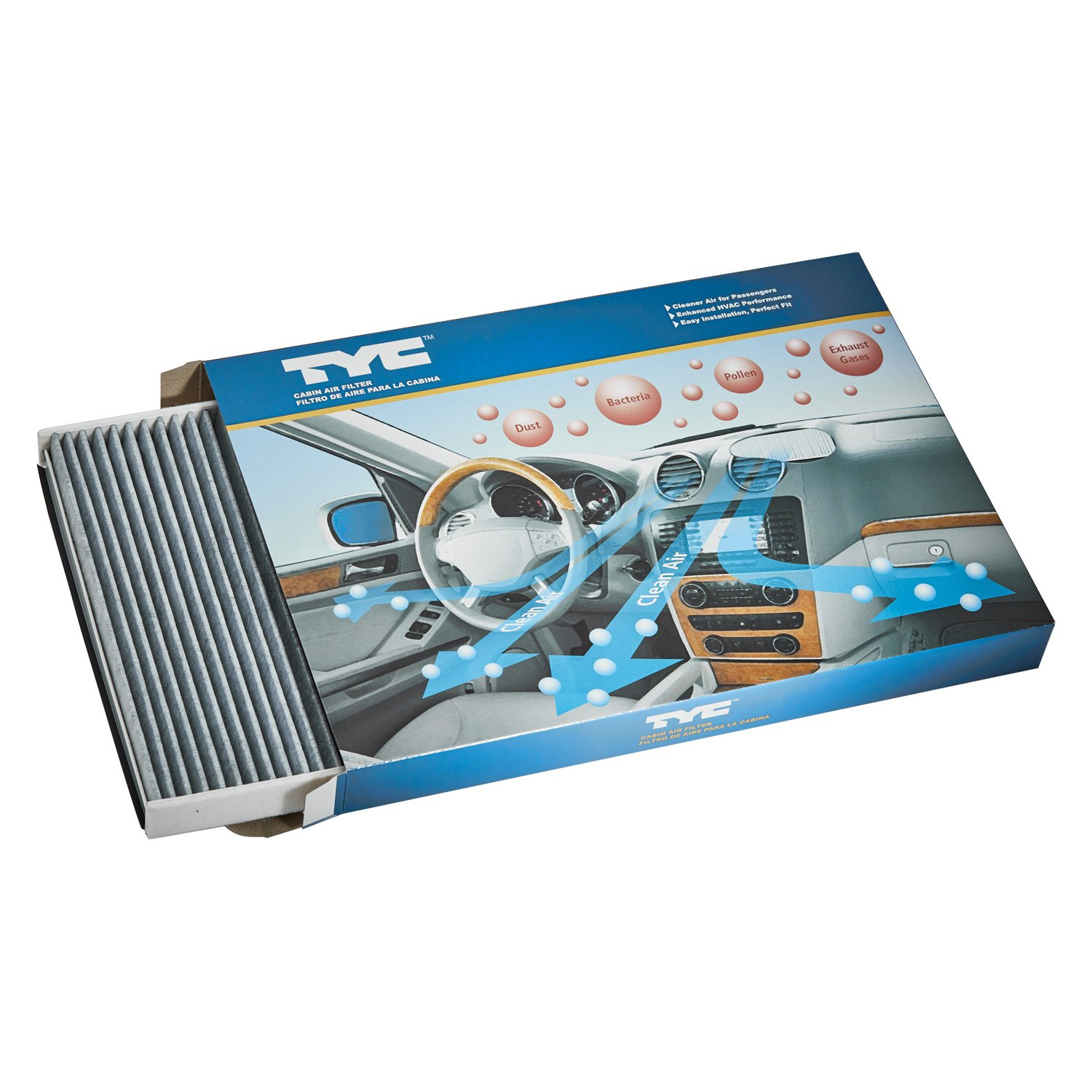 Tyc 800060c Cabin Air Filter