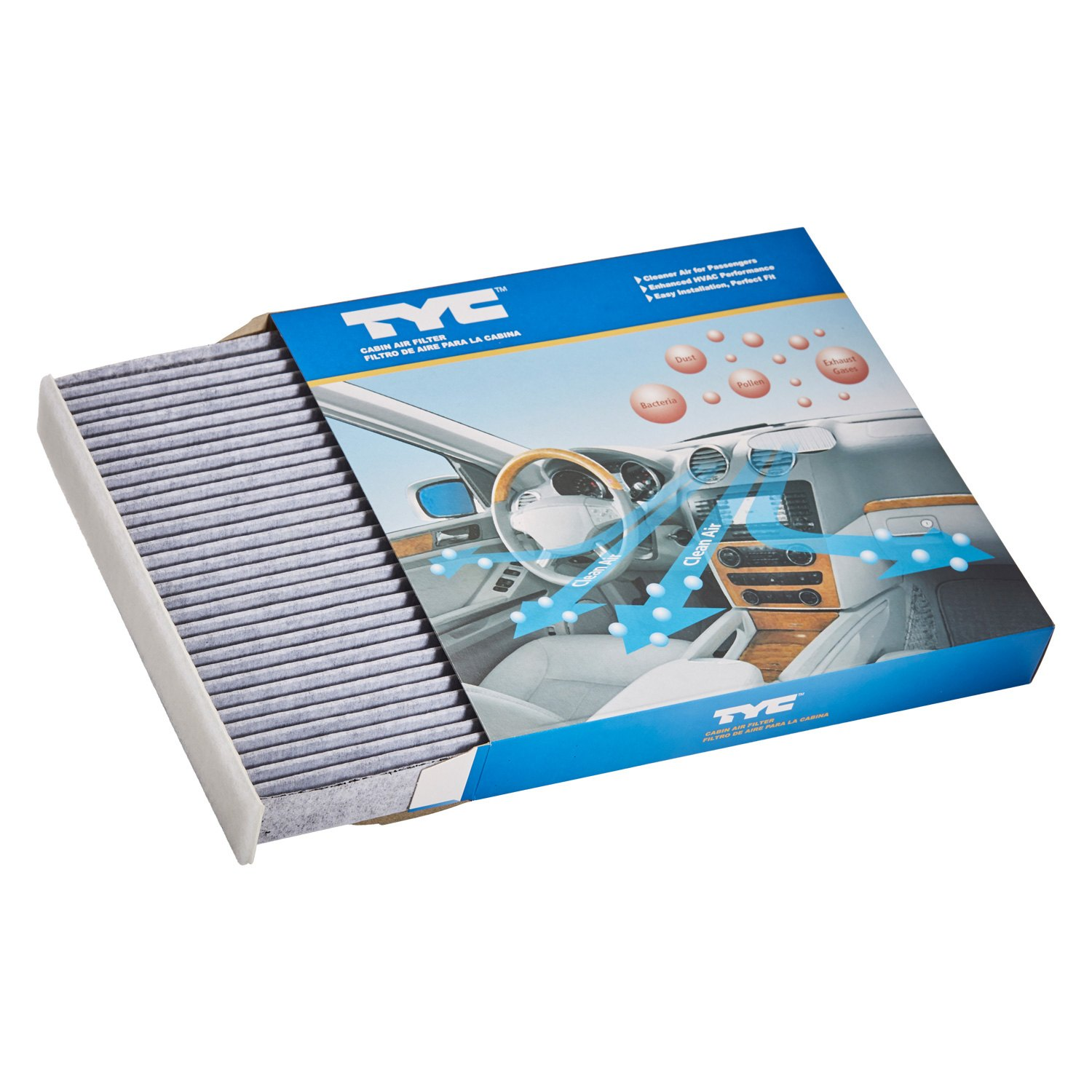 Tyc 800063c Cabin Air Filter