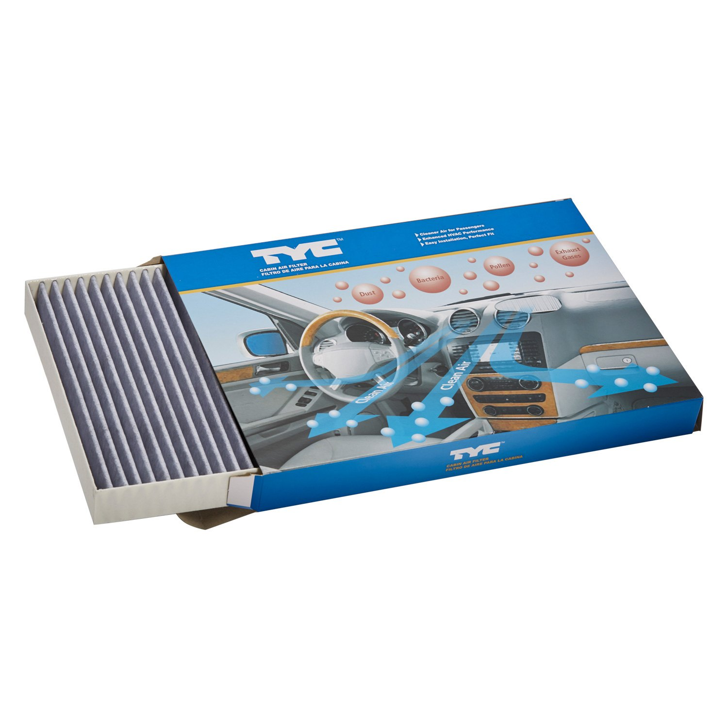 Tyc 800110c Cabin Air Filter