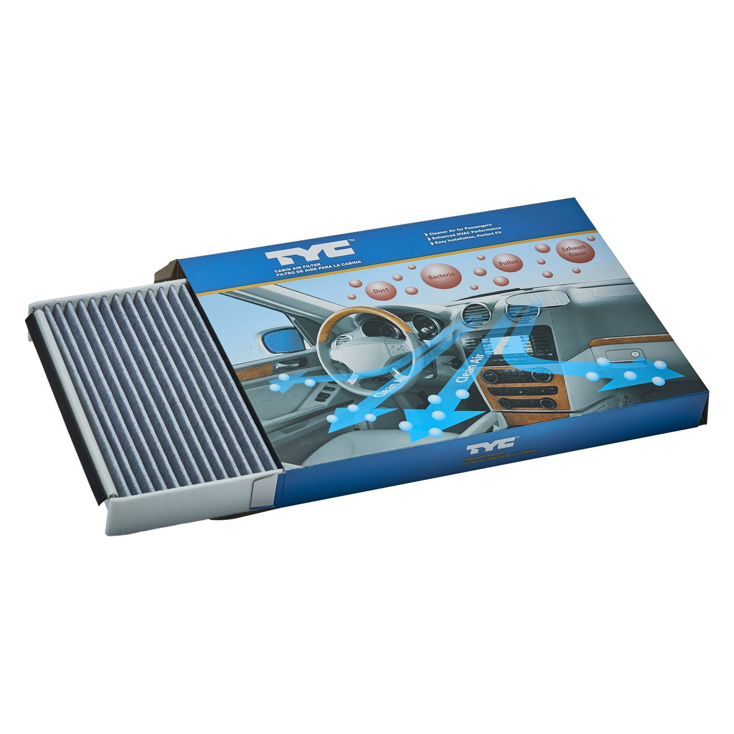 Tyc 800137c Cabin Air Filter