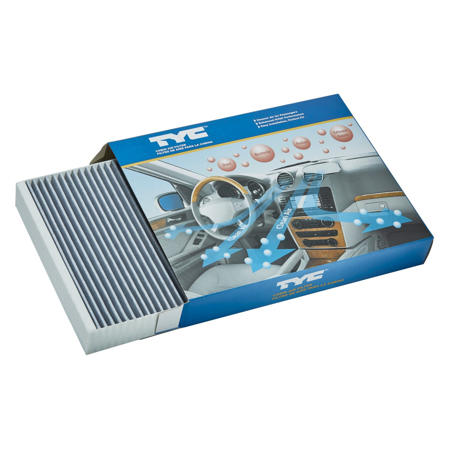 Tyc 800149c Cabin Air Filter