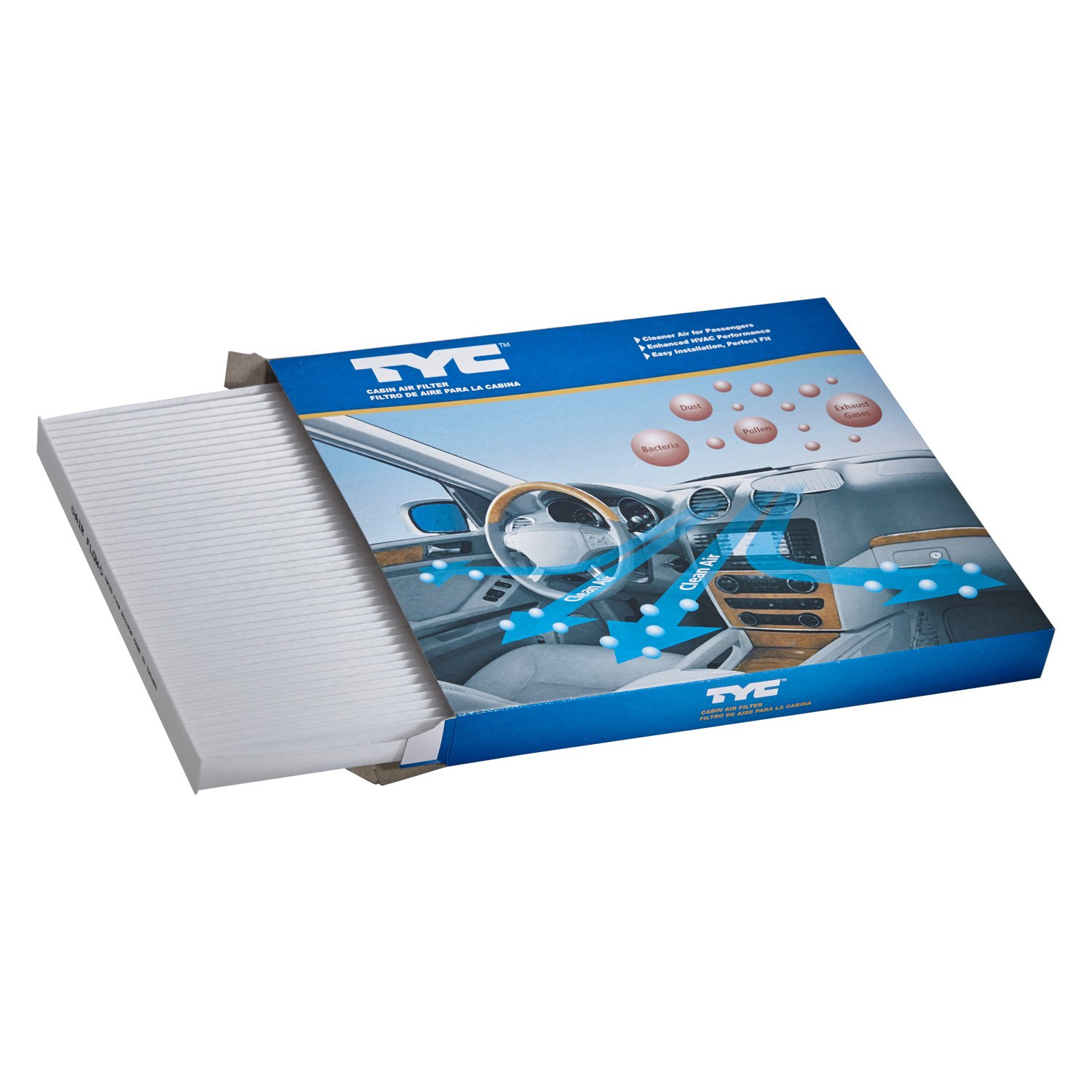 Tyc 800193p Cabin Air Filter