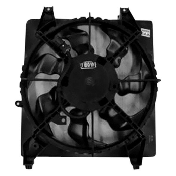 For Acura RDX 2010-2012 TYC Engine Cooling Fan