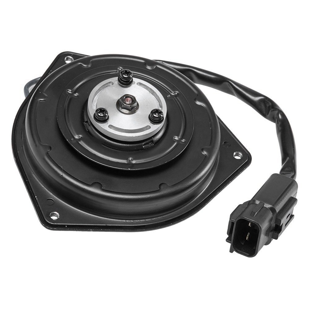 Motor Cooling Blades : Tyc toyota corolla  engine cooling fan motor