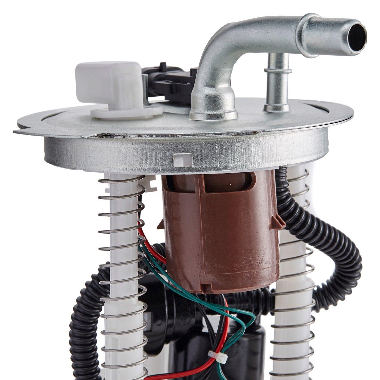 tyc chevy trailblazer 2006 fuel pump module assembly. Black Bedroom Furniture Sets. Home Design Ideas