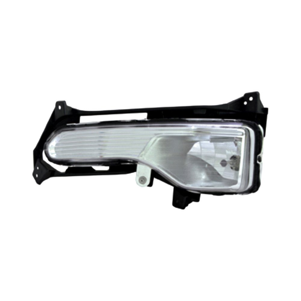 TYC 19 6058 00 1 Driver Side NSF Certified Replacement Fog Light