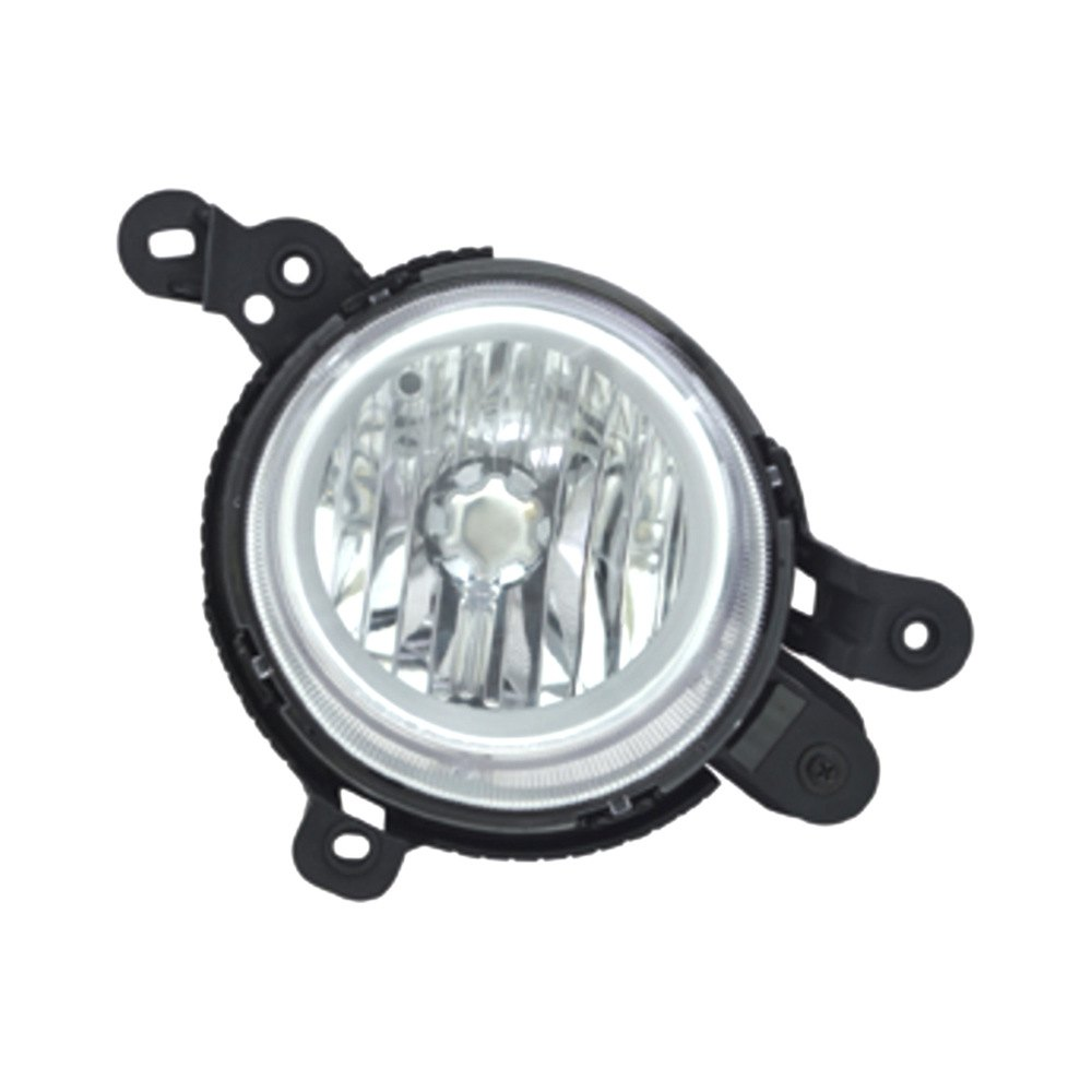 TYC 19 6087 00 1 Passenger Side NSF Certified Replacement Fog Light