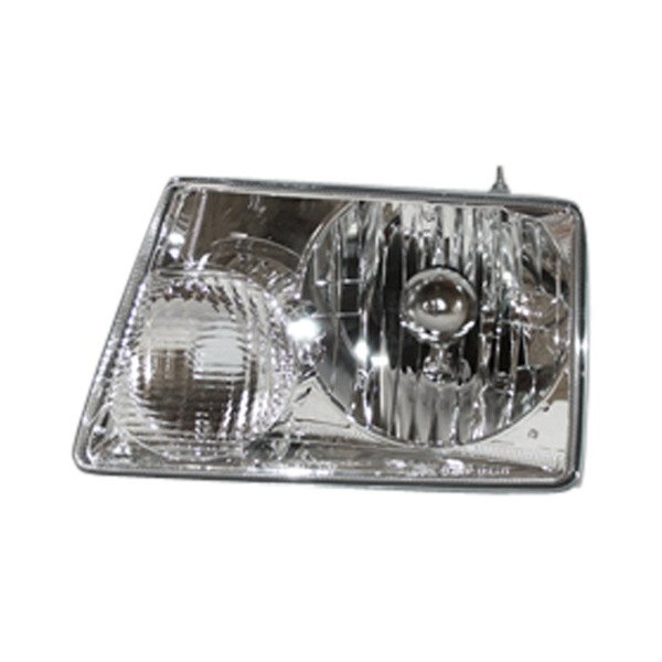 Ford rv headlights mira excel shower spares