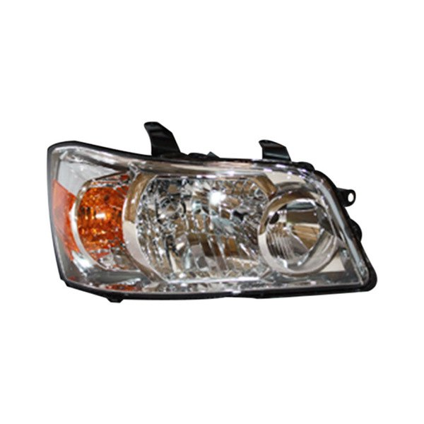 5 Myths About Replacing Your Toyota Highlander Warranty: Toyota Highlander 2007 Replacement Headlight