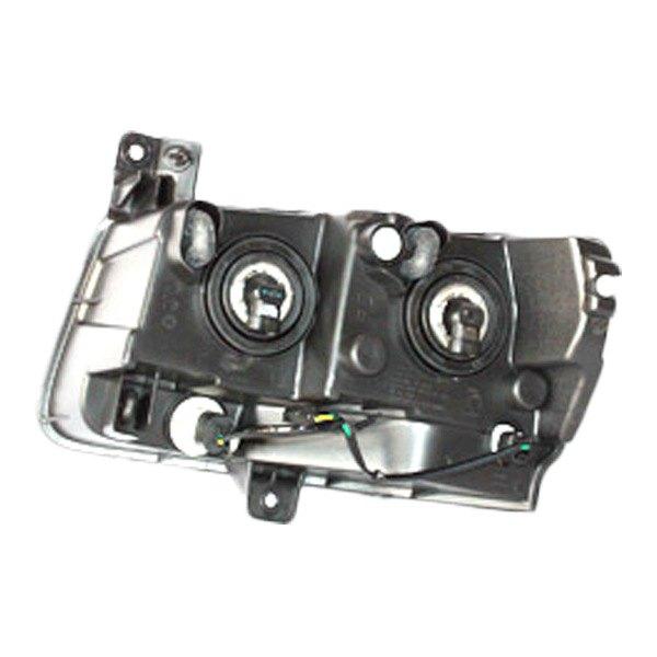 dodge magnum headlight diagram  dodge  auto parts catalog
