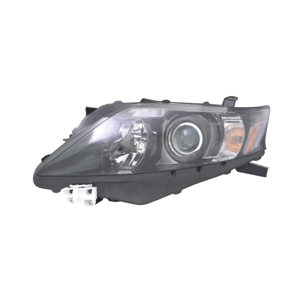 service manual replace headlights in a 2012 lexus ls